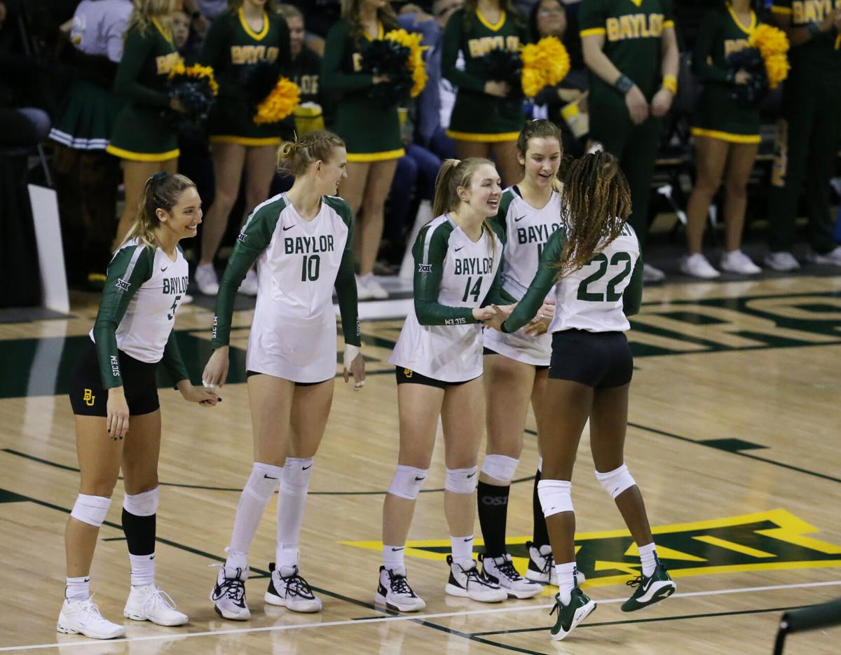 Bounce Back Baylor Volleyball Bringing Renewed Focus Going Forward Baylor Wacotrib Com
