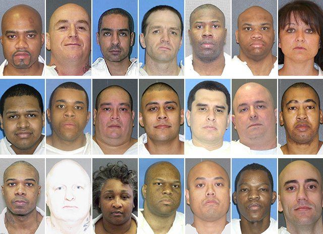 Death penalty cases prosecuted by McLennan County's Davis