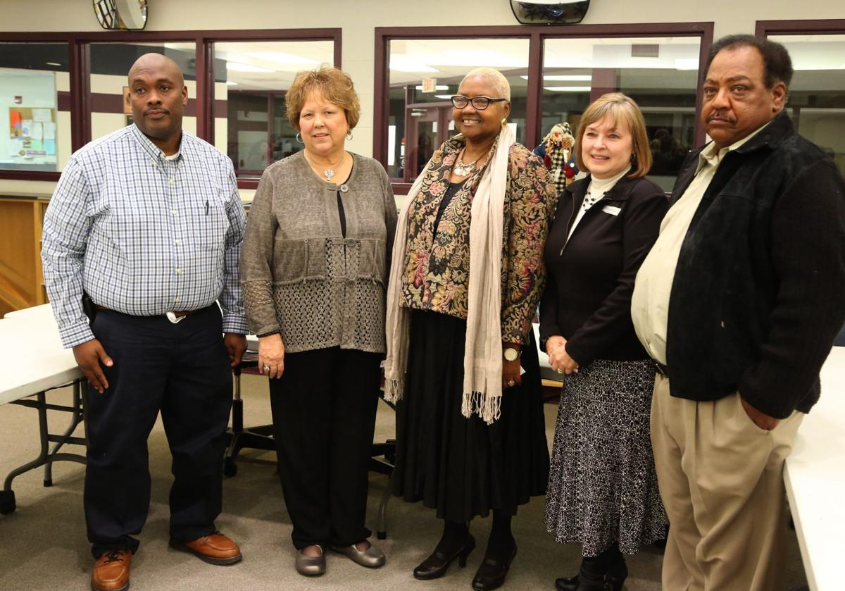 Marlin ISD board of managers