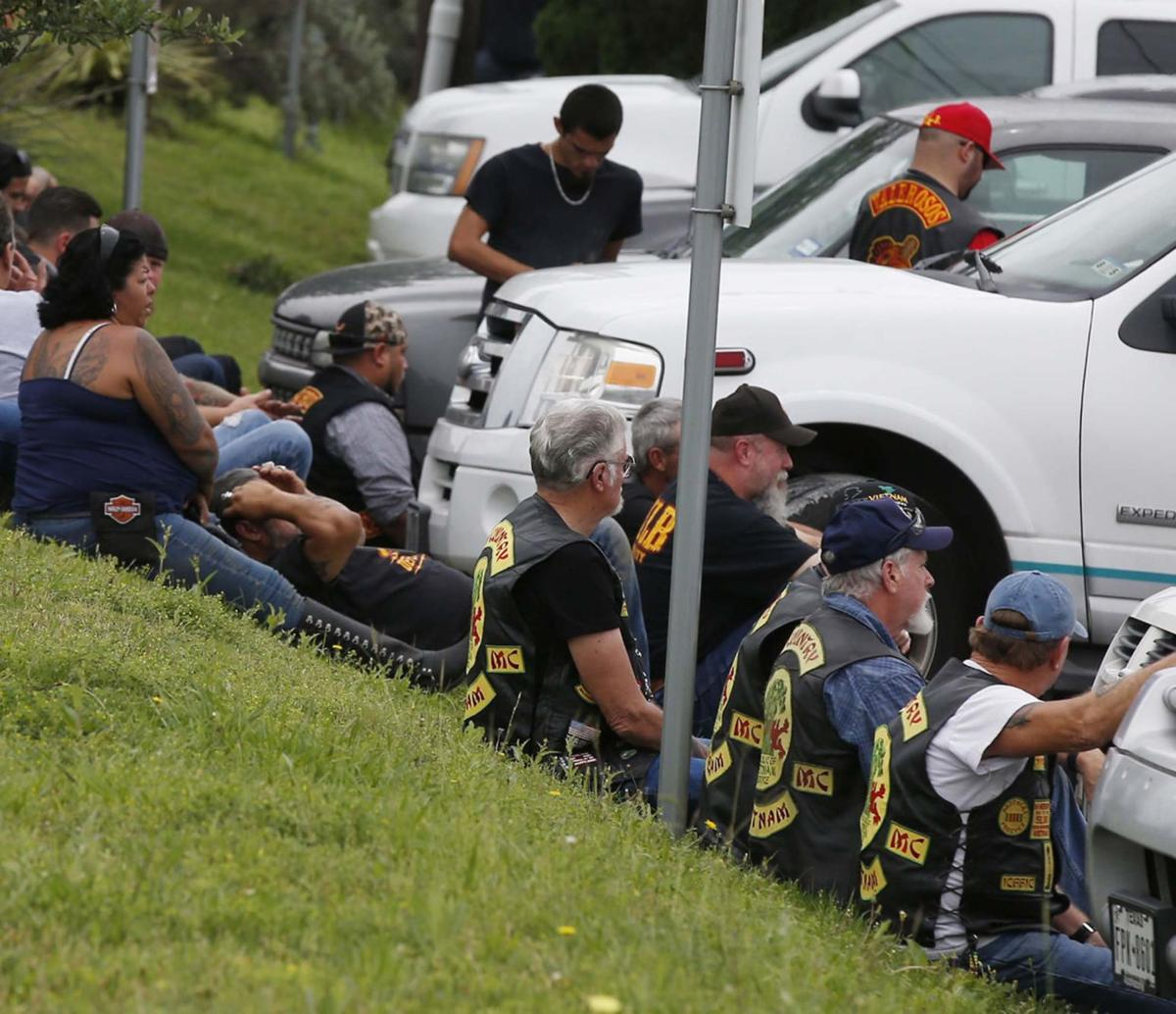 Timeline of events: May 17, 2015 Twin Peaks biker shootout