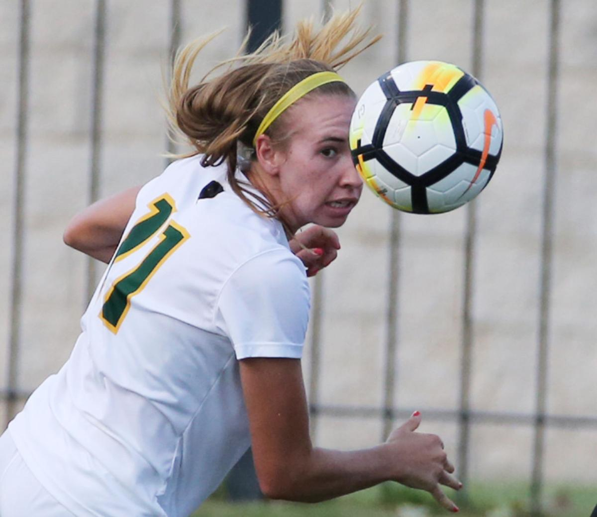 Baylor soccer Jackie Crowther