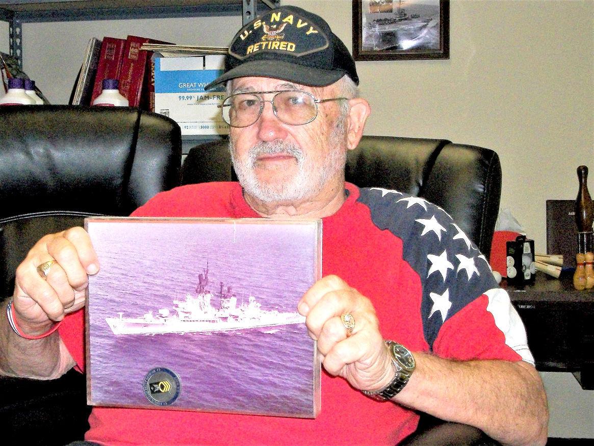 Walt Lavender - Veterans Voices 20170813