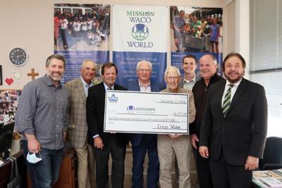 Mission Waco donation