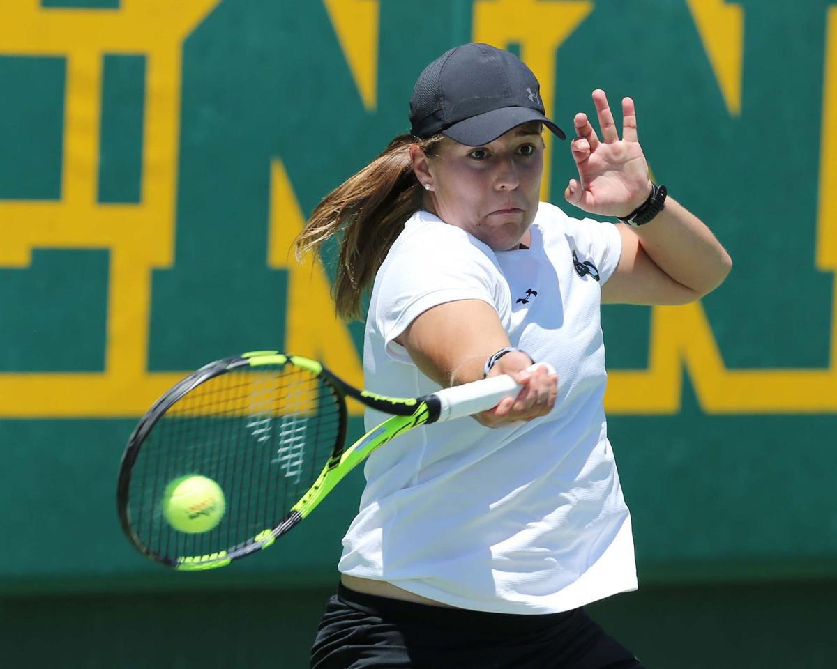 Baylor Texas A&M NCAA tennis