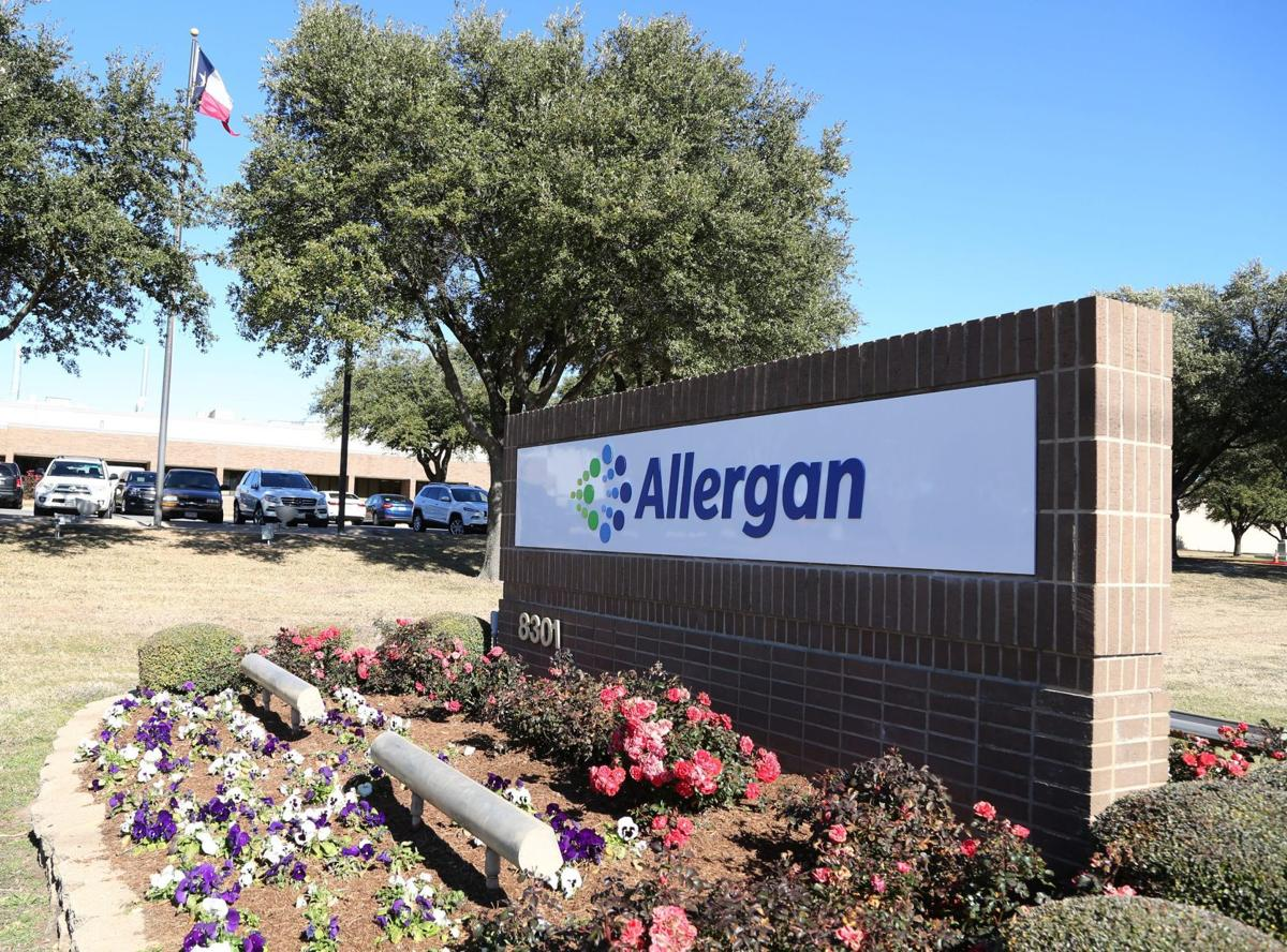 Allergan pulls plug on $200 million expansion | Business