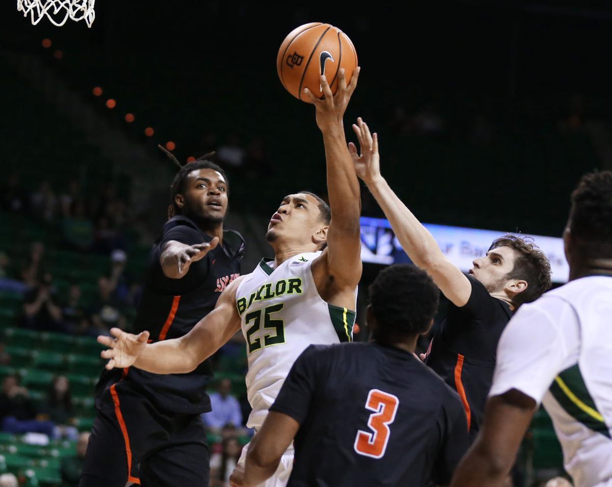 Sam Houston St Baylor Basketball