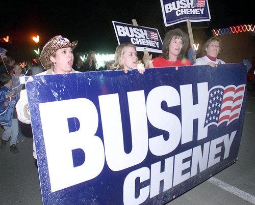 George W. Bush in Central Texas 2000-2009
