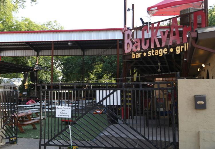 The Backyard Bar Stage & Grill