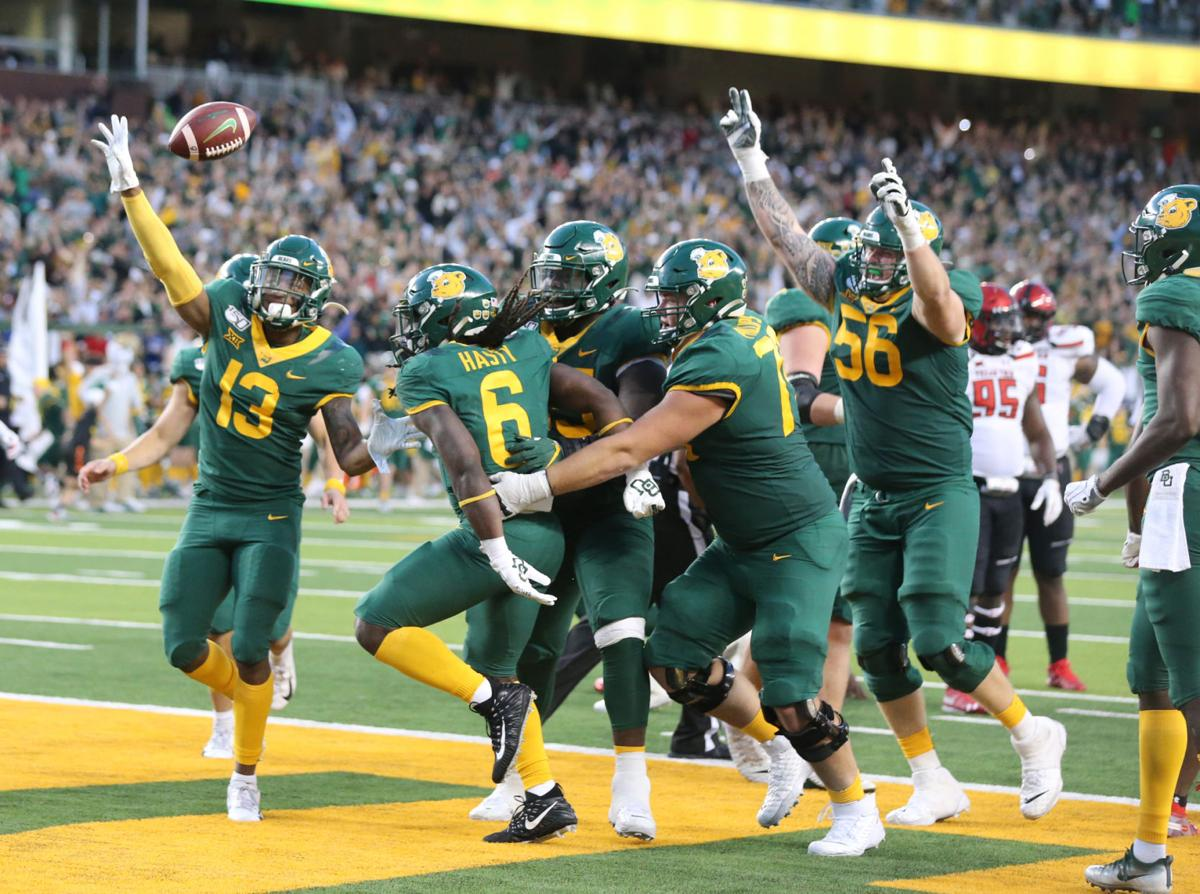 Baylor Football Vs Texas Tech Oct 12 2019 Baylor Sports Wacotrib Com