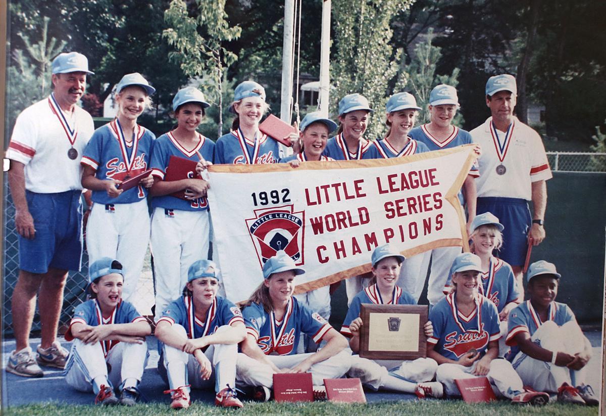 Midway little league softball