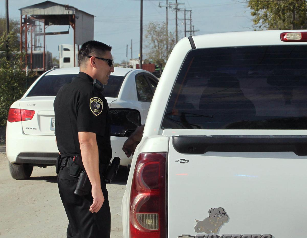 Mart police end tickets for misdemeanor marijuana possession