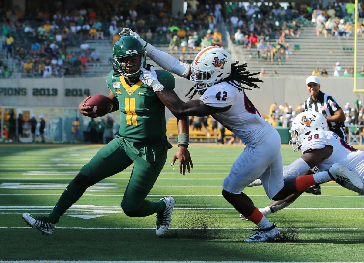 UTSA Baylor Football (copy)