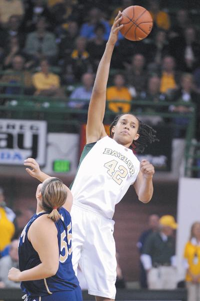 TRIBUNE-HERALD ALL-BIG 12 WOMEN'S BASKETBALL TEAM: Nebraska, Baylor freshman dominate