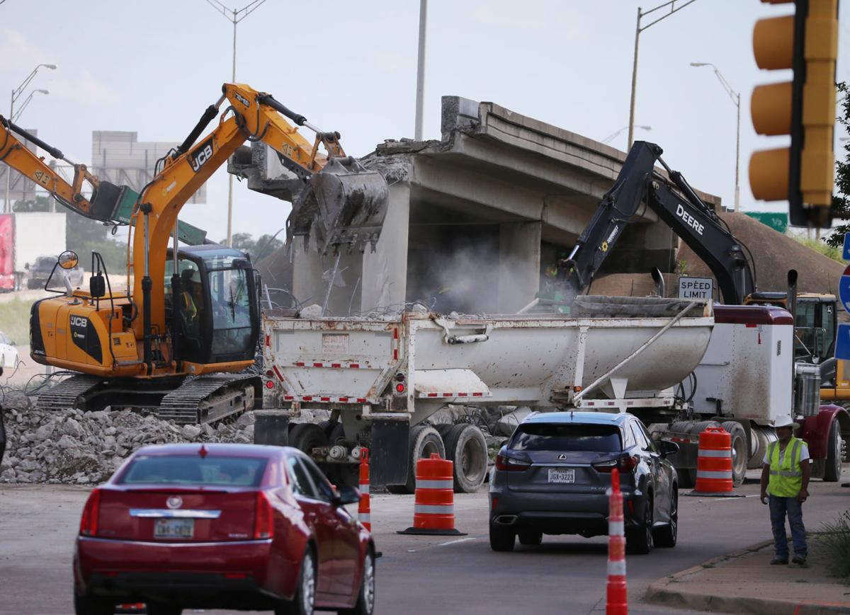 Interstate ramp