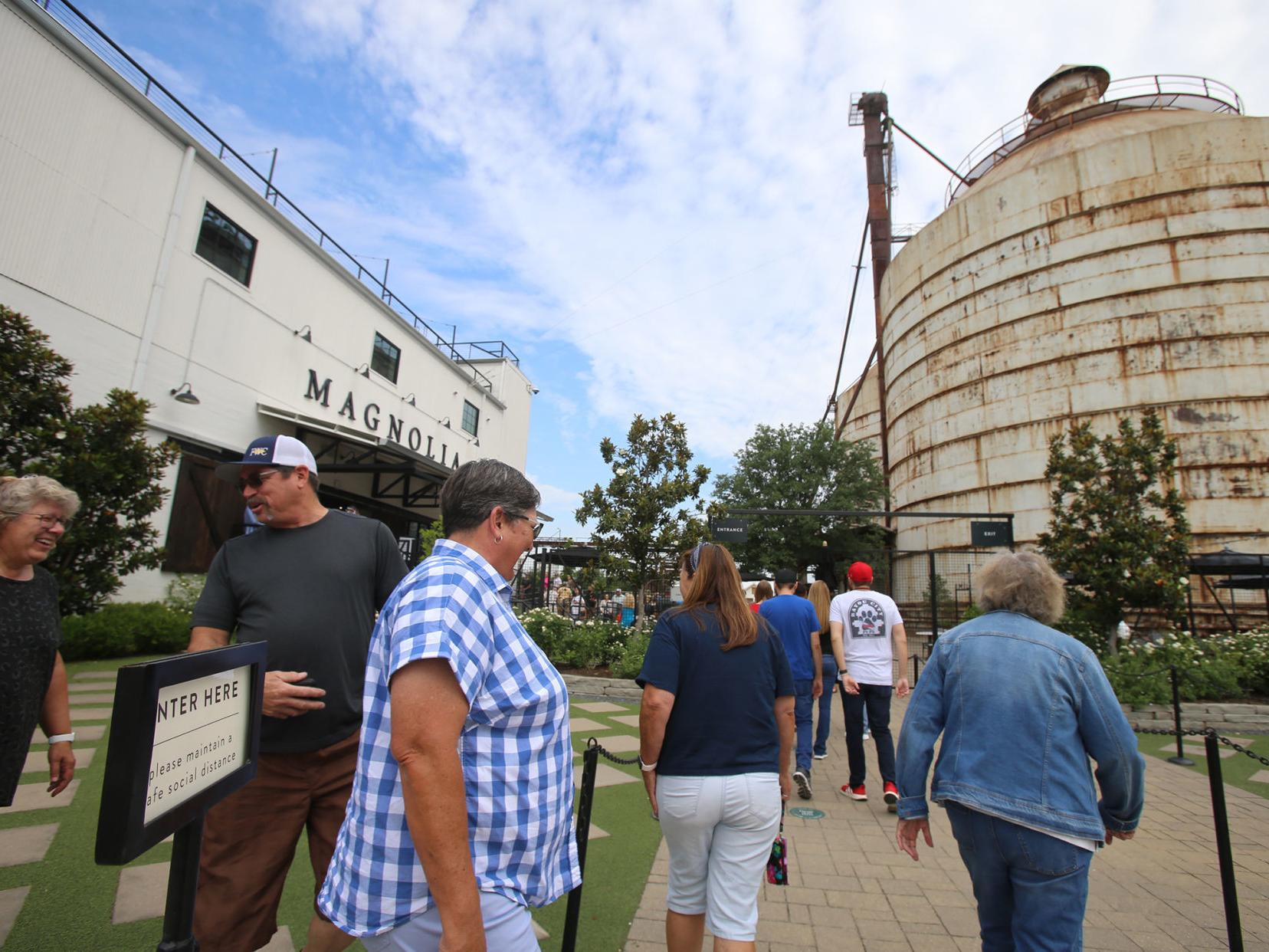 Ripple Effect Expected As Magnolia Silos Reopens Local News Wacotrib Com