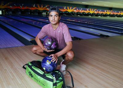 Midway Grad Finds Lane To College Through Bowling