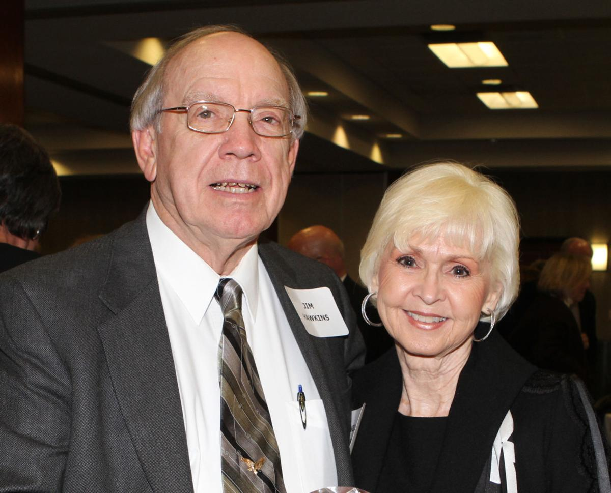 Jim and Nell Hawkins
