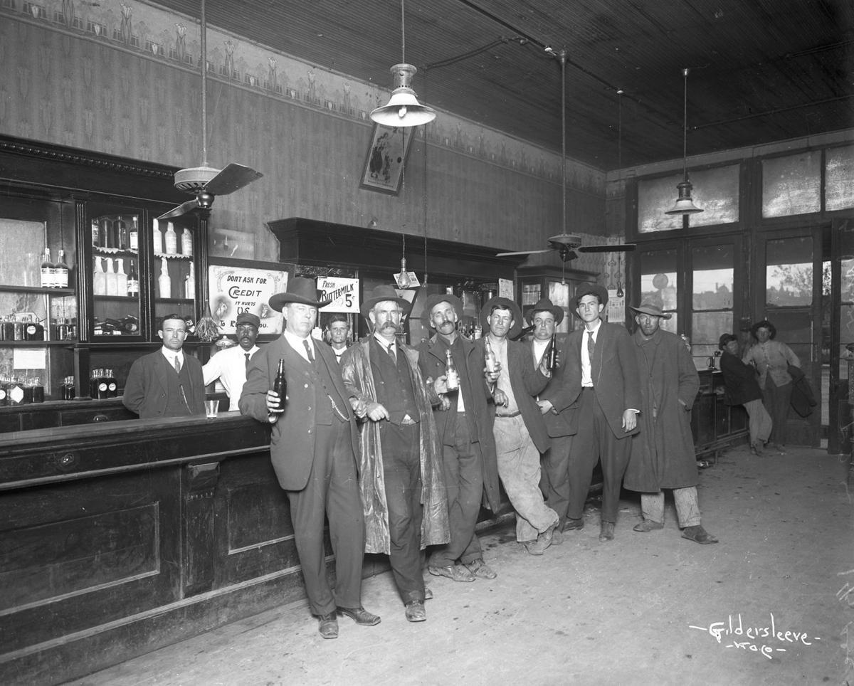 Gildersleeve photos Texas Collection