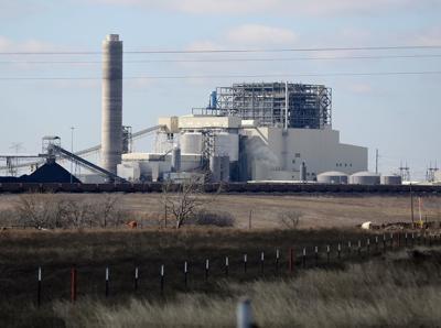 Riesel coal plant