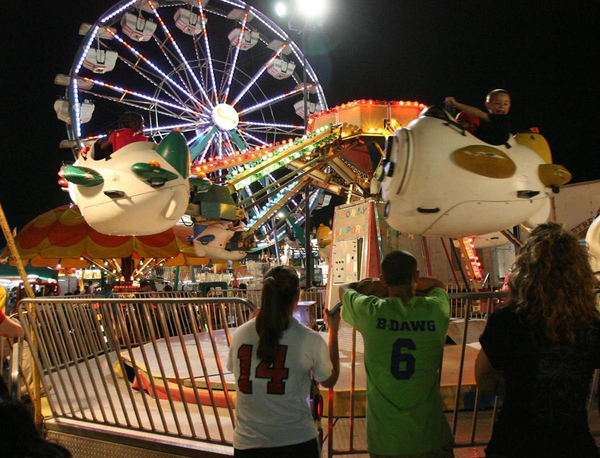 Hot Fair And Rodeo Aims To Woo Families With Experience
