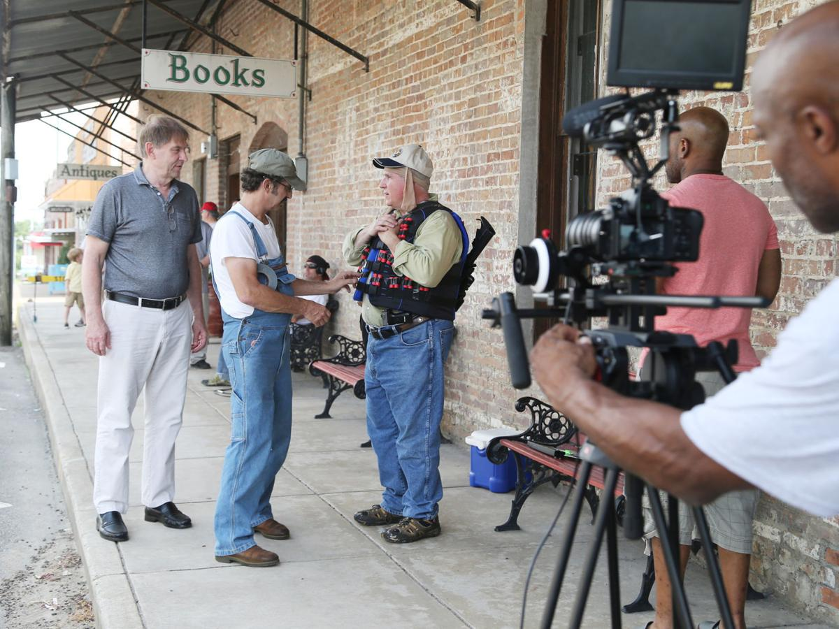 Waco-based actor expands to comedy film director