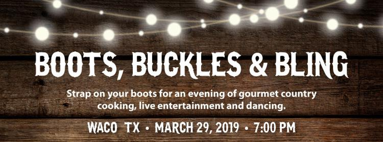 Boots Buckles Bling