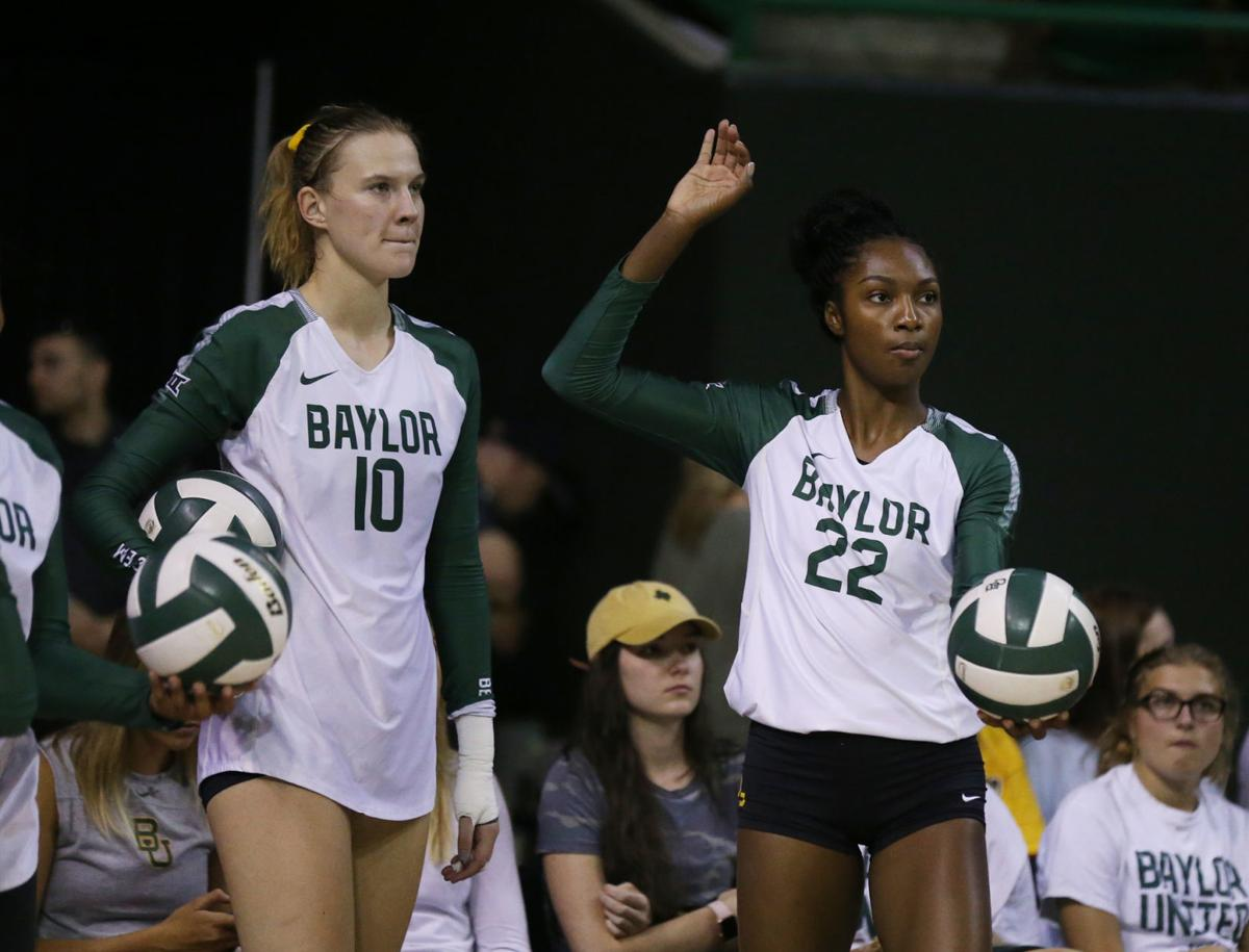 BU volleyball