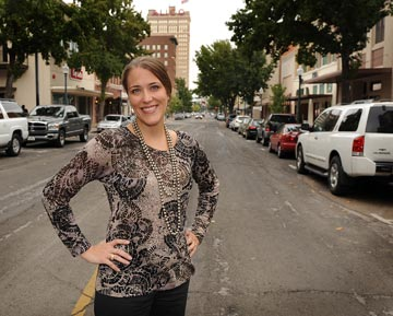 New development director aims to transform downtown Waco