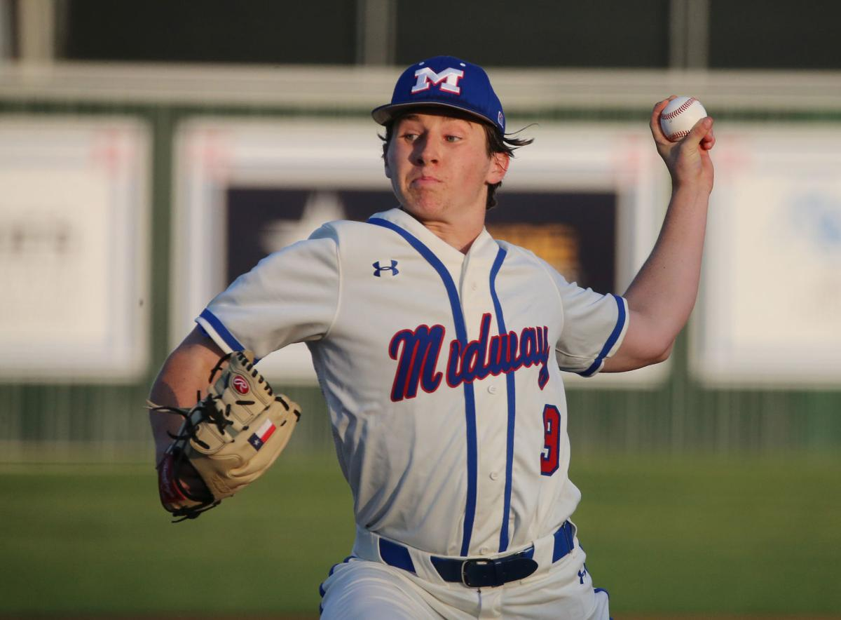 Tough-skinned: Midway pitcher Berry slams door on Temple's