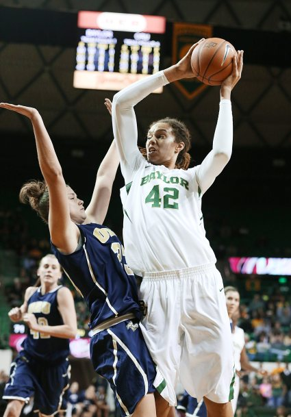 Sims can't be caught as Lady Bears dust ORU