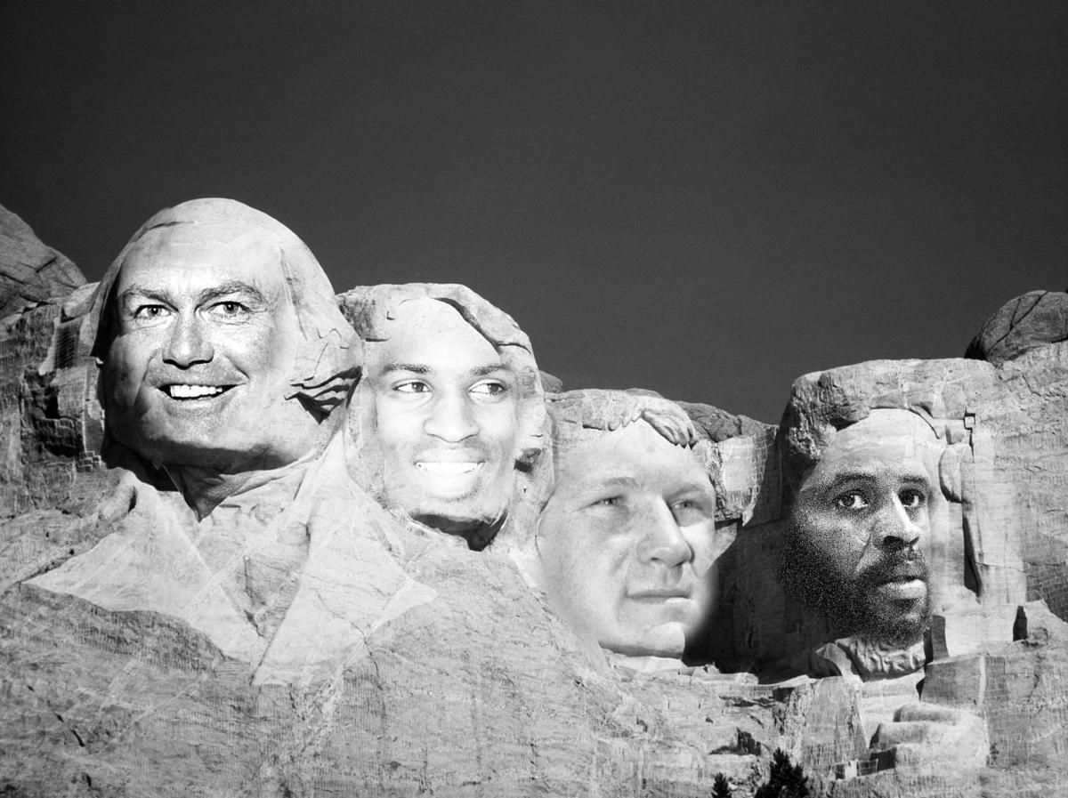 best service c445d 4f9a3 Here s how we d sculpt the rocks when building the Big 12 s Mount Rushmore    Baylor Bears Football   wacotrib.com