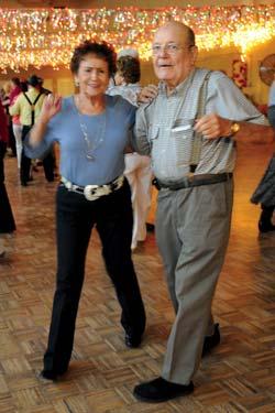 Senior health: Dance club keeps boots scootin'