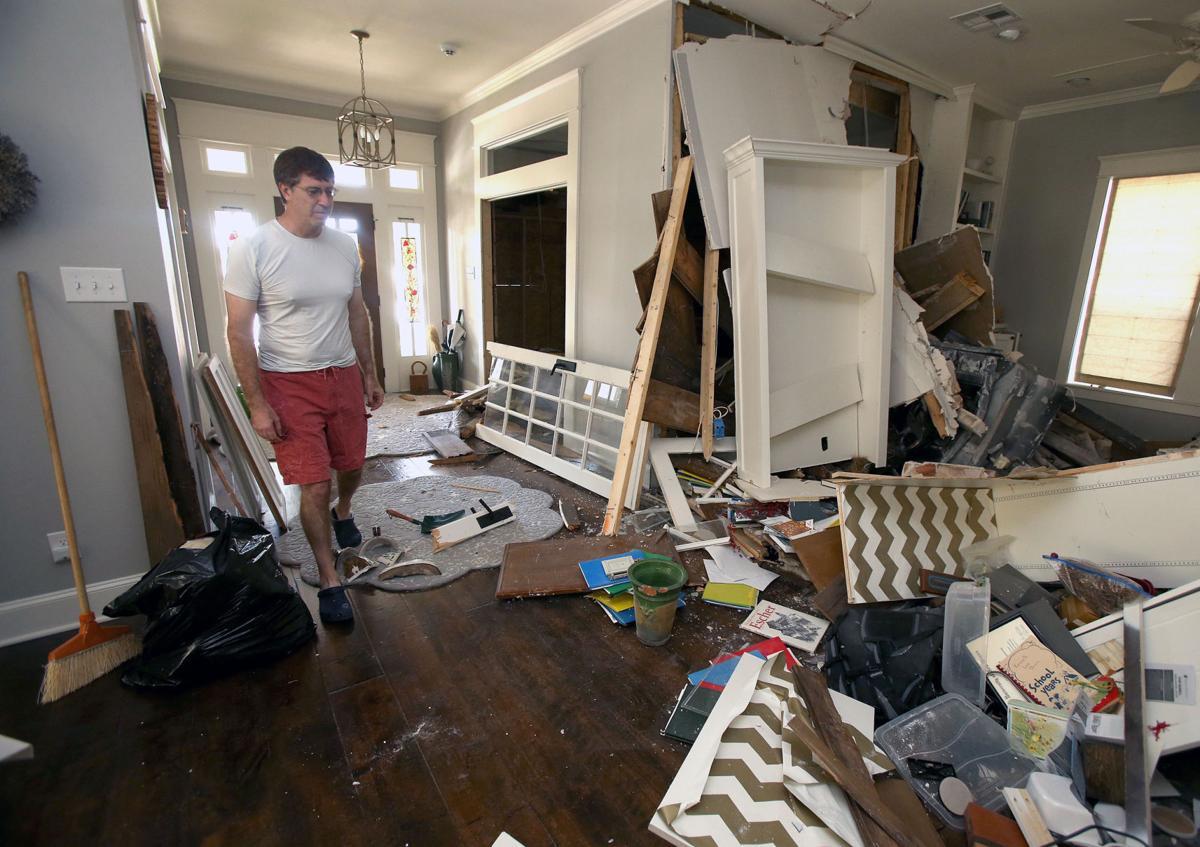 Car Smashes Into Fixer Upper House City Of Waco