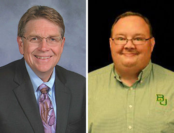 Midway ISD candidates - Pagel, Larson