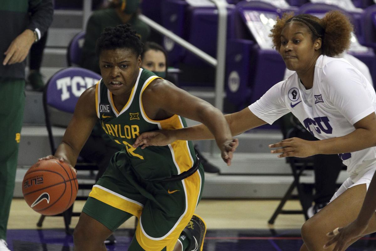 Baylor TCU Basketball