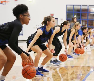 Robinson girls basketball