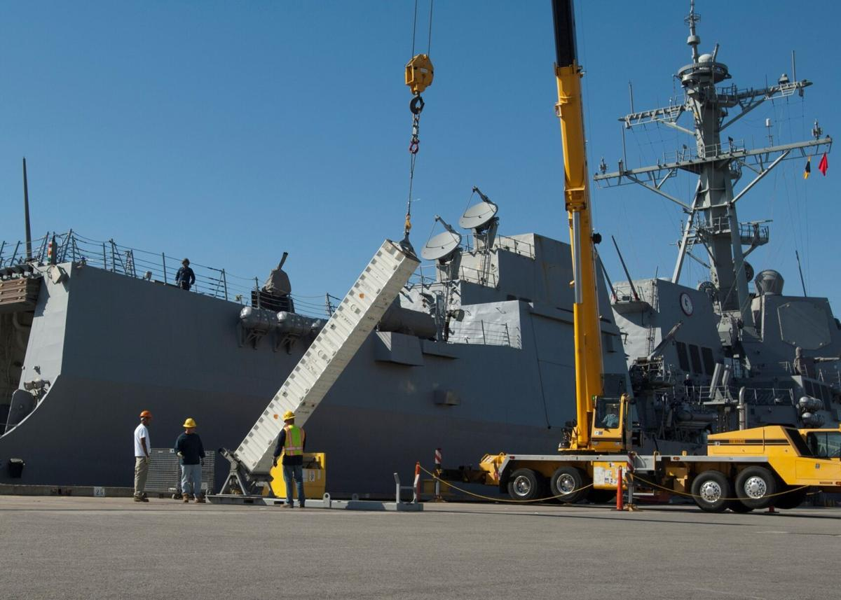 BAE Systems Awarded $76 Million Contract for Additional Vertical Launch System Canisters