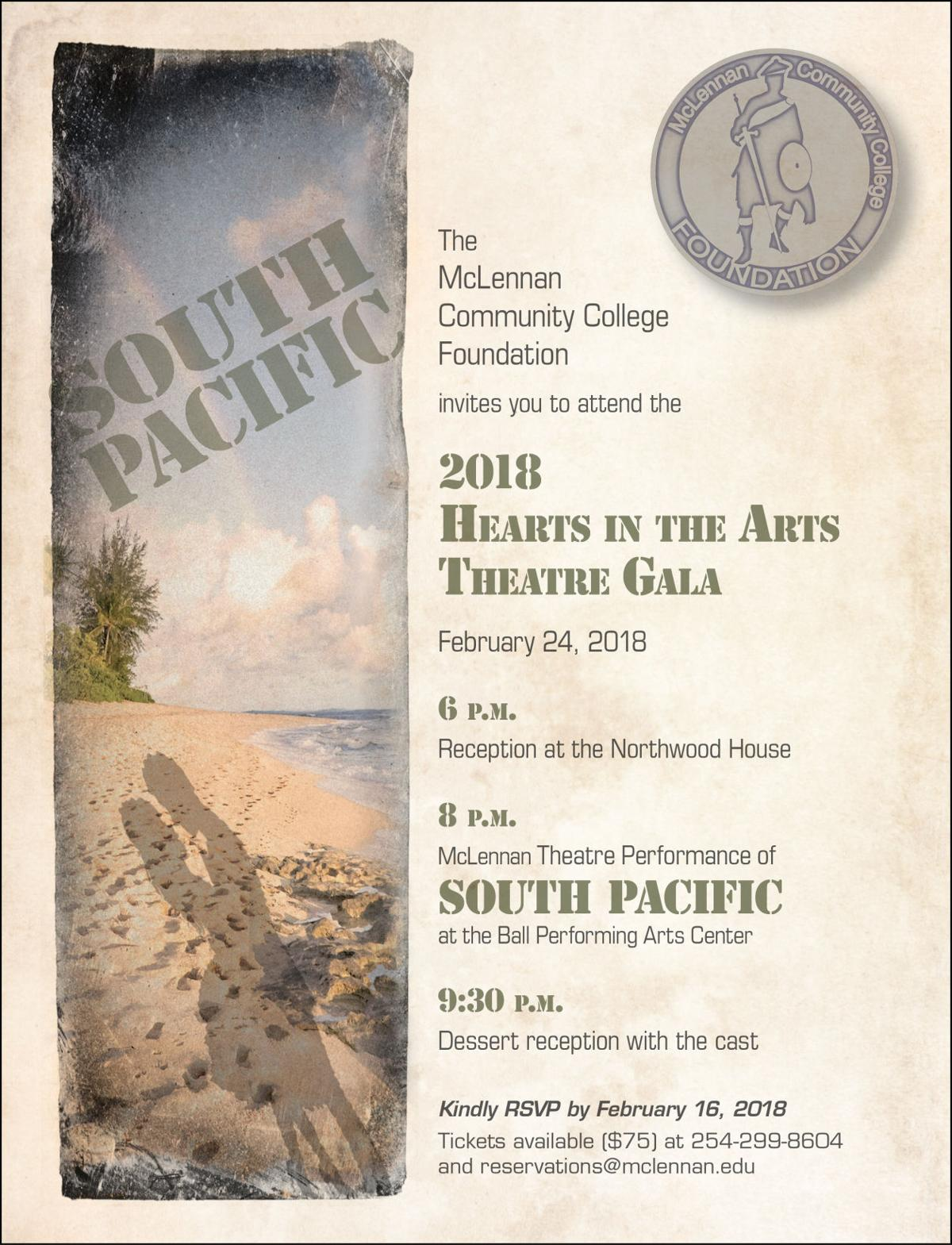 Hearts in the Arts 2018