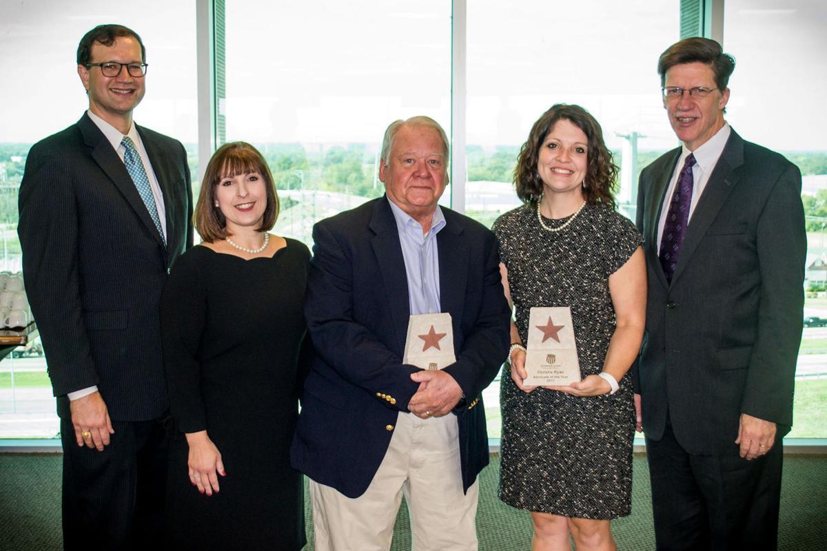 Law school advocates winners