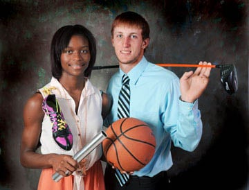Super Centex Athletes of Year came through in clutch