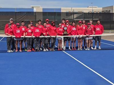 Groesbeck team tennis