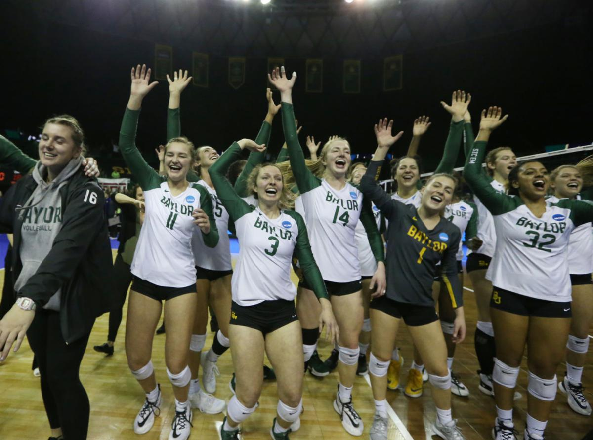Baylor Volleyball Rolling With Punches On Revamped Schedule Baylor Wacotrib Com