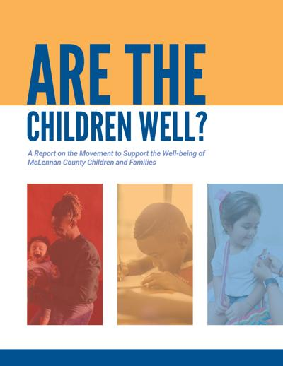 """""""Are The Children Well?"""": New report hopes to draw community efforts"""