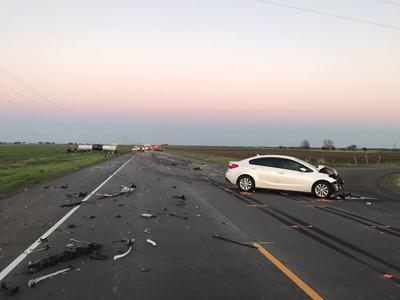 1 dead in wreck near McGregor   Roads & Transporation