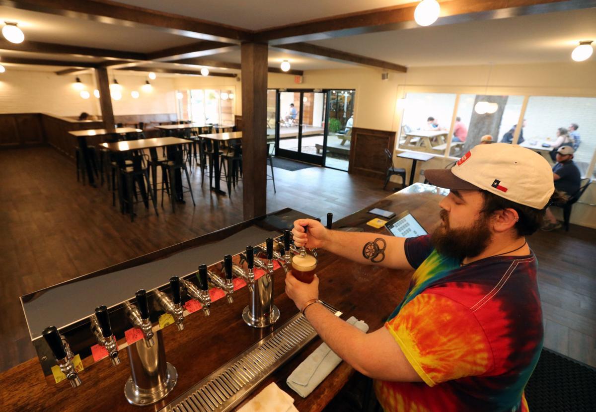 Pinewood new bar