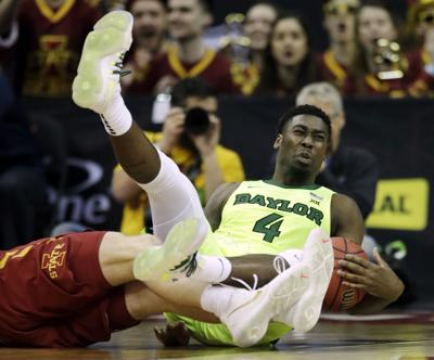 B12 Iowa St Baylor Basketball