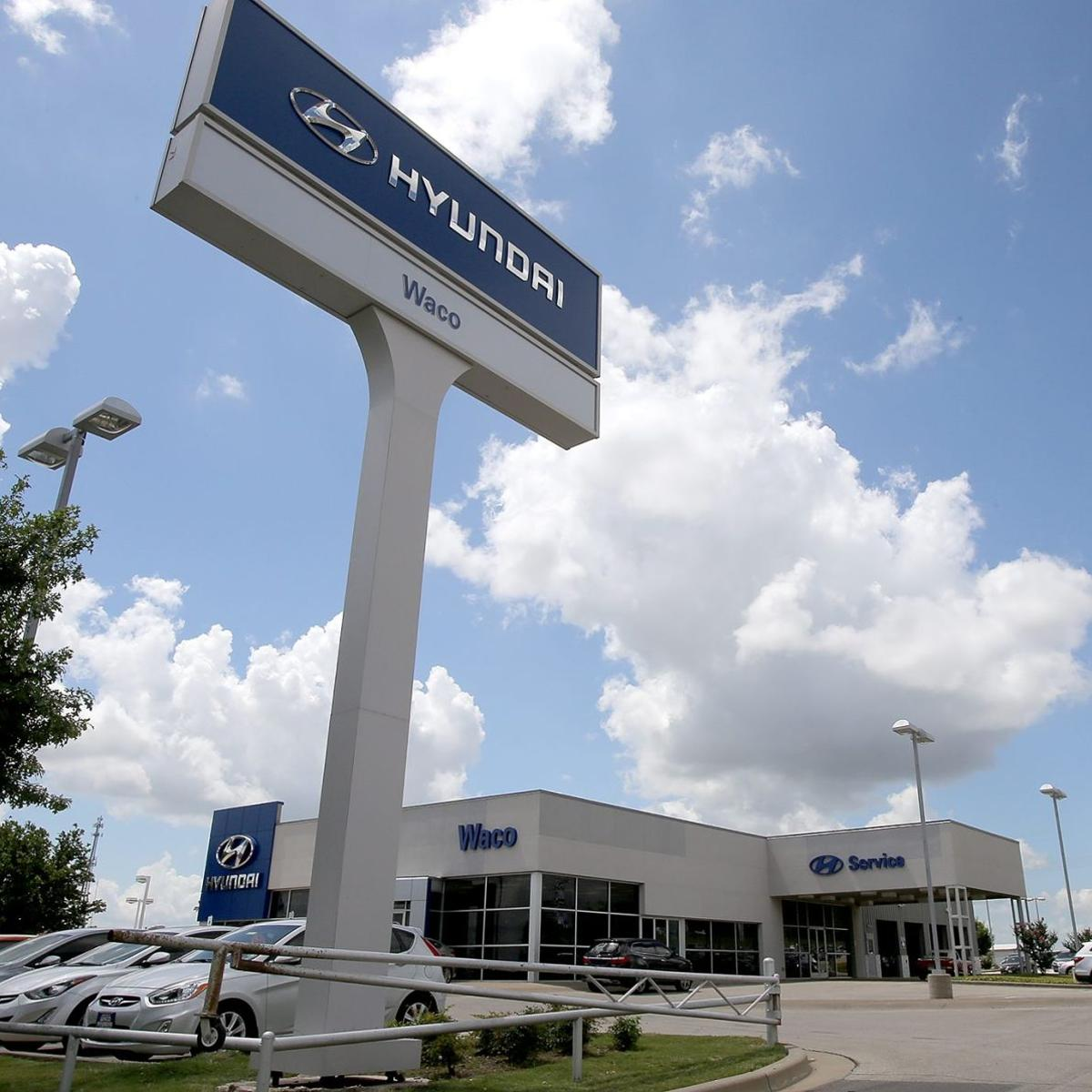 Greg May Hyundai >> Greg May Buys Waco Hyundai Car Dealership Business