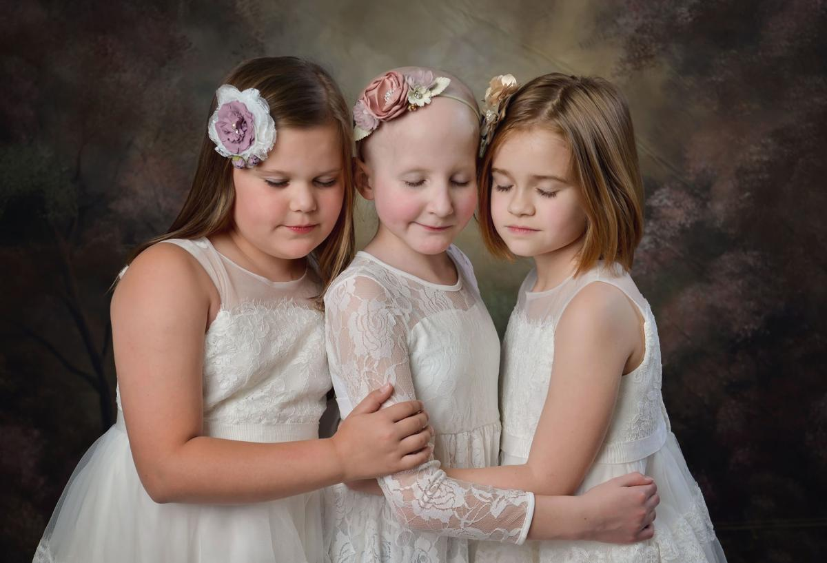 How Oklahoma kids battling cancer ended up in a photo shoot