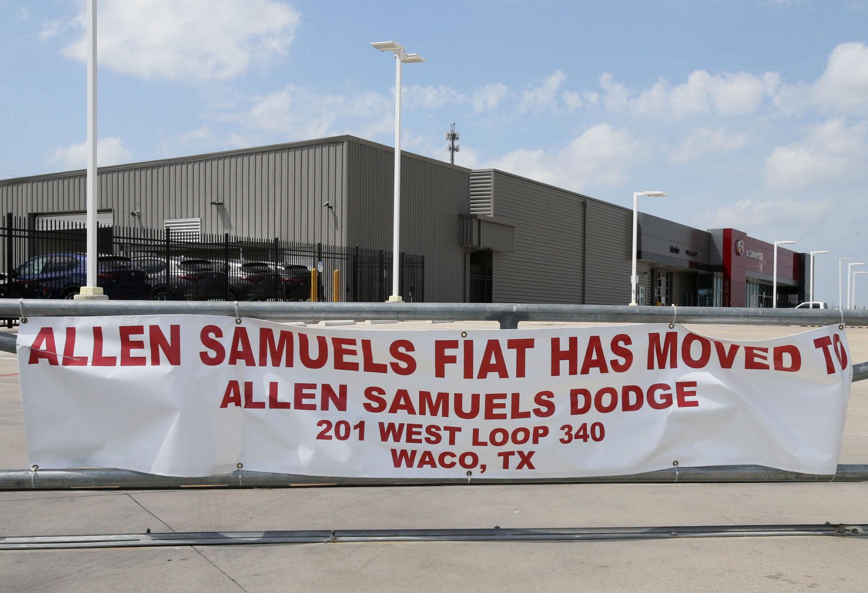 Fiat. Buy Now. Allen Samuels ...
