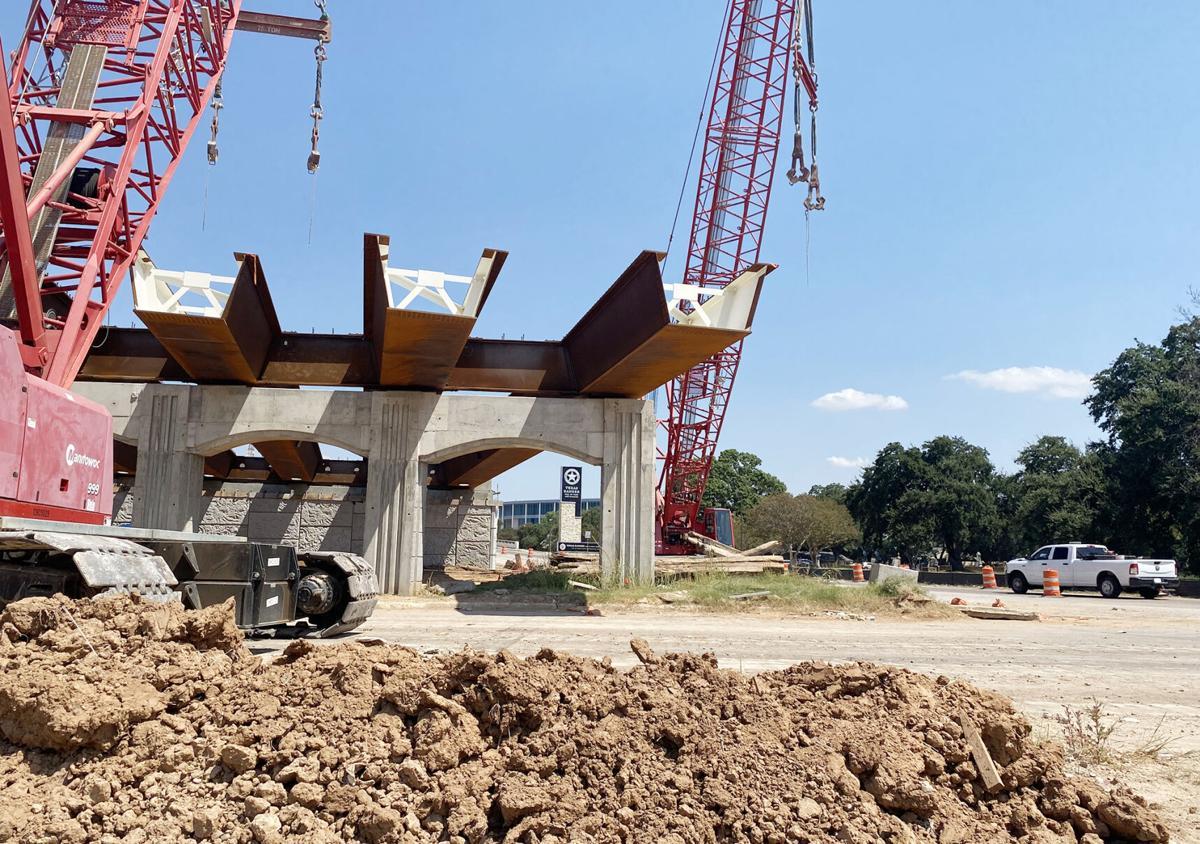 NEW BRIDGE BEAMS